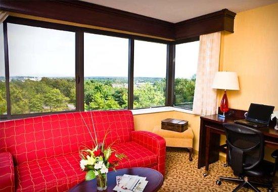 South Portland, ME: Guest Room