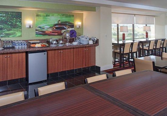 Southfield, MI: Concierge Lounge
