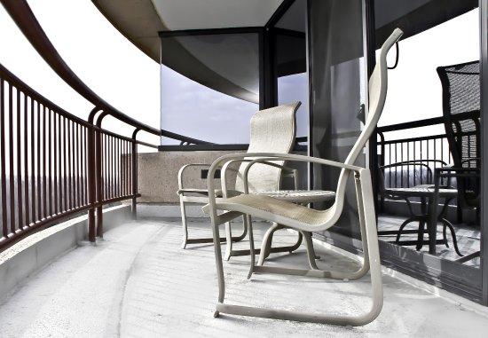 Bethesda, MD: Executive Suite Balcony