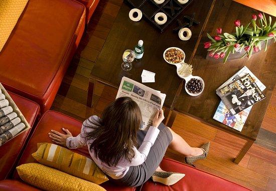 Bethesda, MD: Lobby Lounge