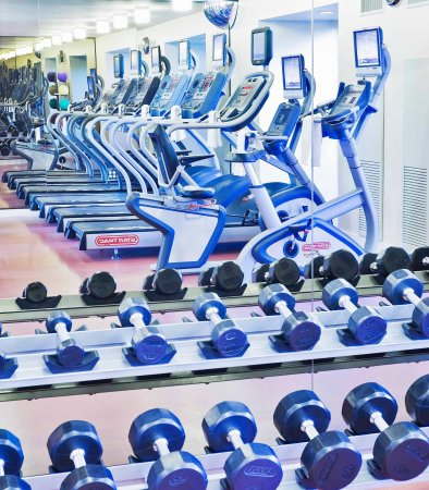 Westlake, TX: Fitness Center