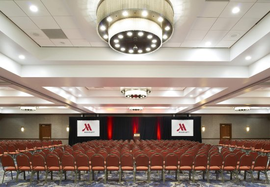 Marriott St. Louis West: Grand Ballroom