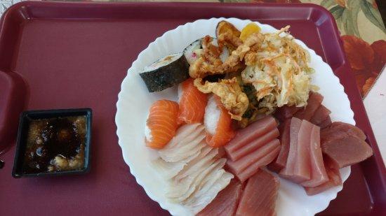 Restaurante Sanko Grande Hotel: Almoço
