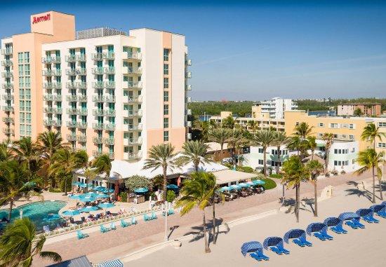 Hollywood Beach Marriott: Exterior