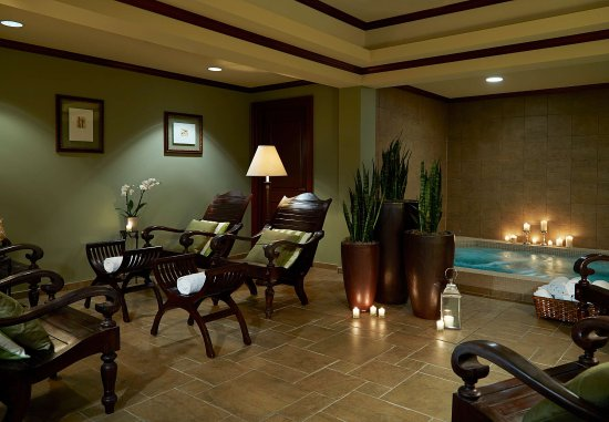Florença, AL: The Spa at the Shoals   Relaxation Room