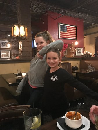 The Villages, FL: Girls loving City Fire!