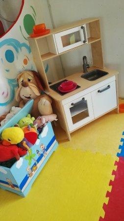 Parco Giochi Tre Porcellini: La nostra Area Baby dedicata ai piccoli fino a 3 anni...