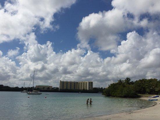 North Miami Beach, Floryda: Beautiful day!