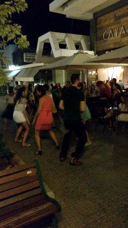 Voula, Griekenland: CAVA VEGERA SUMMER SWING DANCE NIGHT