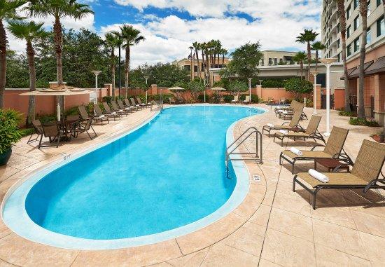 Лейк-Мэри, Флорида: Outdoor Pool