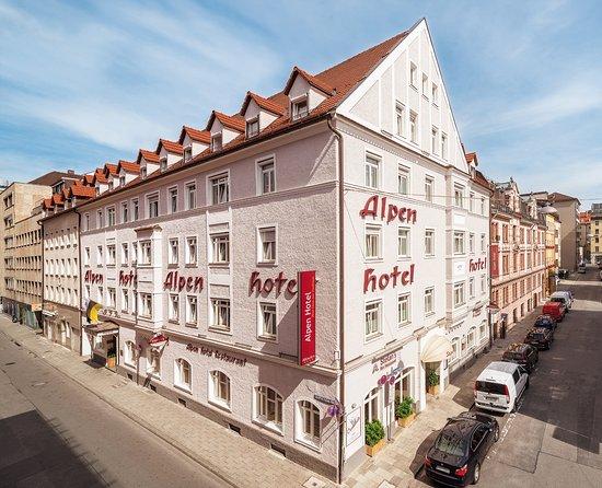 alpen hotel munchen munich germany updated 2019. Black Bedroom Furniture Sets. Home Design Ideas