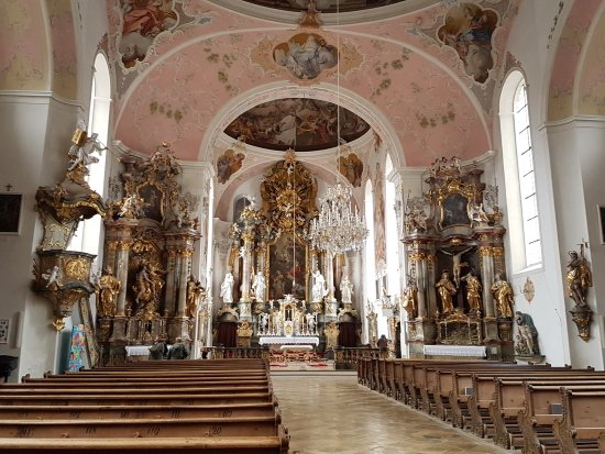 ‪Oberammergau Church‬