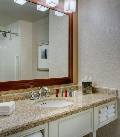 The Woodlands, TX: Guest Bathroom