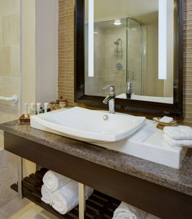 The Woodlands, TX: Presidential Suite Bathroom