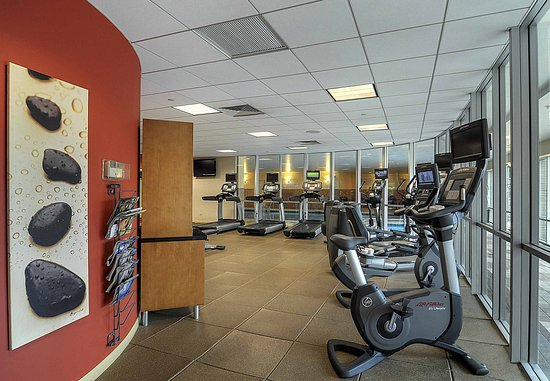 Burr Ridge, IL: Fitness Center