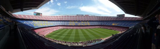 Photo of Sightseeing FC Barcelona, Camp Nou Experience at Av. Joan Xxiii Barcelona, Barcelona, Spain