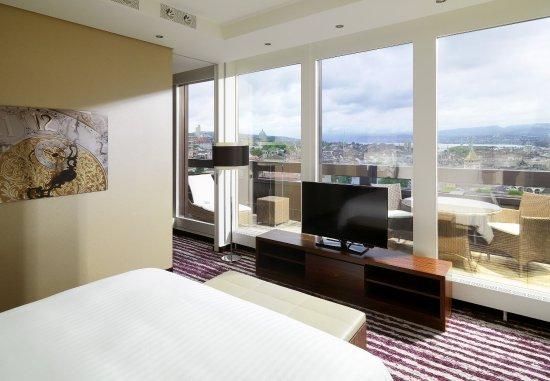 Photo of Zurich Marriott Hotel Zürich