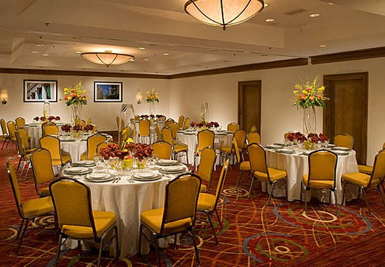 Chicago Marriott at Medical District/UIC: Wedding Banquet