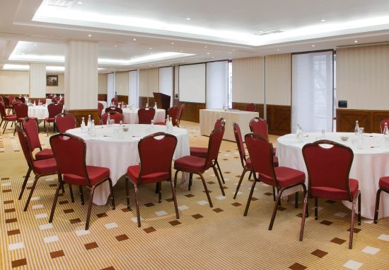 Moscow Marriott Grand Hotel: Mini Ballroom II - Banquet Rounds