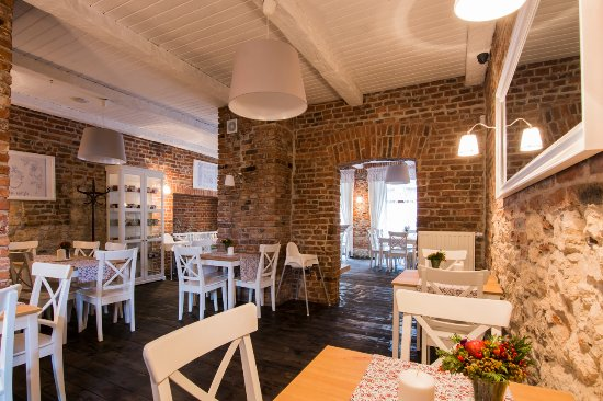 Restauracja Gąska Duża Sala Picture Of Kuchnia Polska