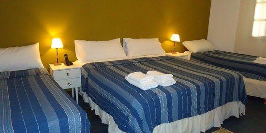 Passaro Suites Hotel: APARTAMENTO QUADRUPLO