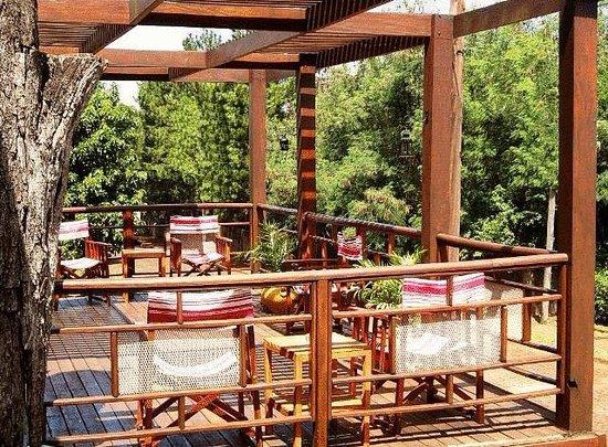 Passaro Suites Hotel: ÁREA DE CONVIVÊNCIA PISO SUPERIOR