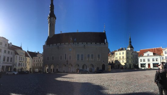Photo of Monument / Landmark Town Hall Square at Raekoja Plats, Tallinn, Estonia