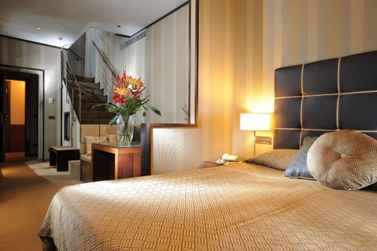 Hotel Concordia: Suite with private terrace overlooking Saint Mark's Square