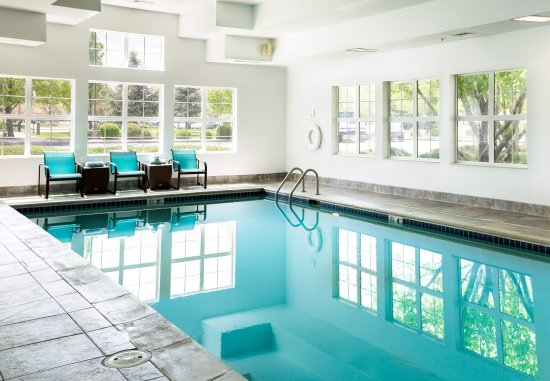 Residence Inn Fort Collins: Indoor Pool