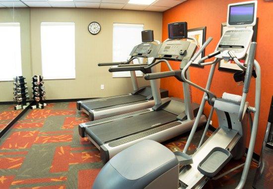 Residence Inn Fort Collins: Fitness Center
