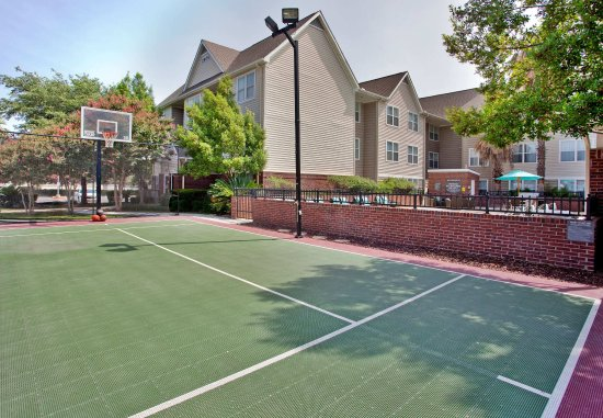 Residence Inn Austin Round Rock : Sport Court