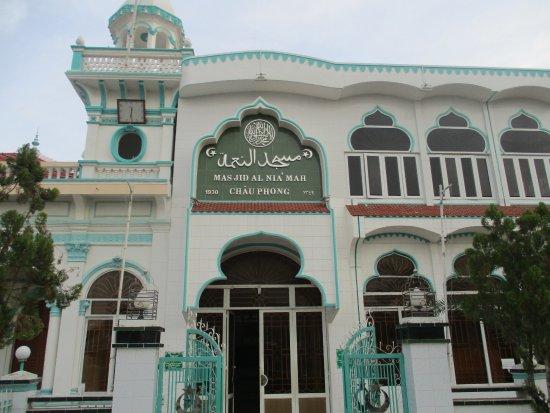 Châu Đốc, Việt Nam: Photo prise par guythu-dudelta _21044_170317_Mosquée Majid Al Nia Mah_Tân Châu_VN