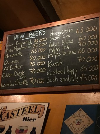 Chokdee Cafe & Belgian Beer Bar: photo3.jpg
