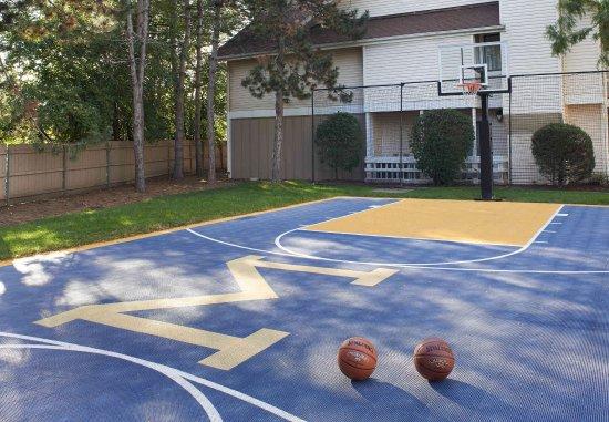 Residence Inn Ann Arbor: Sport Court