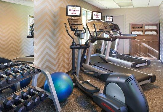 Residence Inn Ann Arbor: Fitness Center