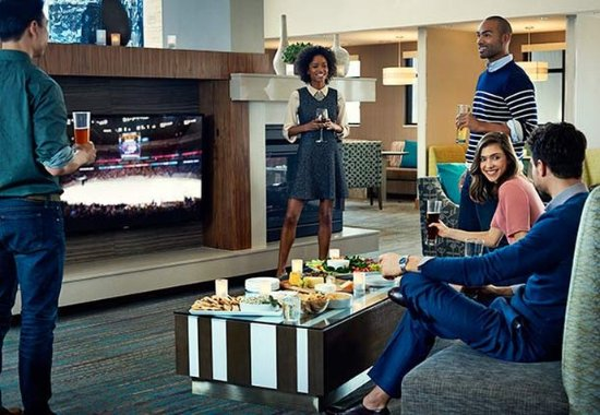 Mountain View, CA: It's On - Residence Inn Mix