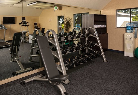 Residence Inn Palo Alto Mountain View: Fitness Center