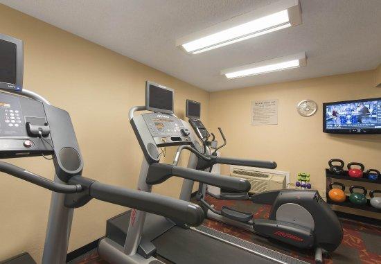 Residence Inn Chicago Lombard: Fitness Center