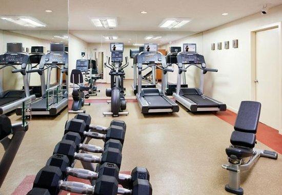 Residence Inn Irvine Spectrum : Fitness Center