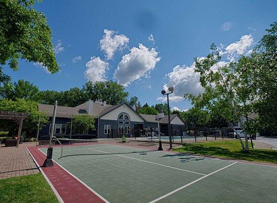 Residence Inn Albany Airport: Sport Court