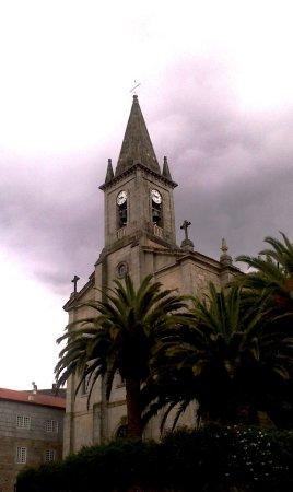 Iglesia de Santo Tomas Becket.