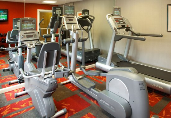 Alpharetta, GA: Fitness Center