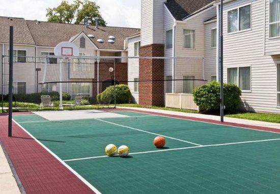 Residence Inn Annapolis : Sport Court