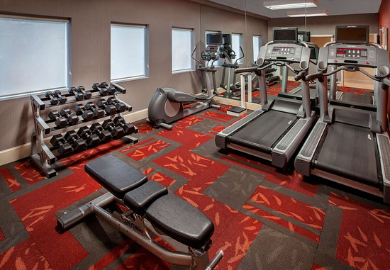 Westborough, MA: Fitness Center