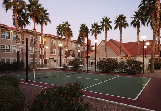Residence Inn Phoenix Chandler/Fashion Center: Sport Court®