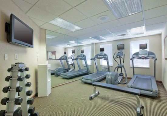 Residence Inn Phoenix Chandler/Fashion Center: Fitness Center