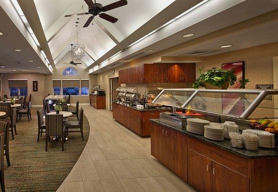 Residence Inn Orlando East/UCF Area: Breakfast Area