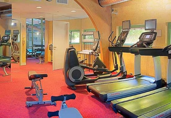 Residence Inn Pittsburgh University/Medical Center: Fitness Center