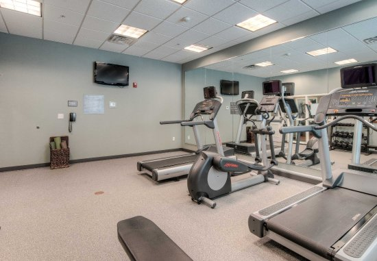 Chapel Hill, Carolina del Norte: Fitness Center