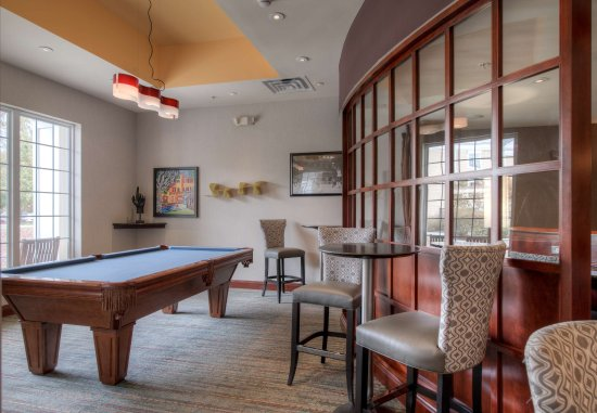 Chapel Hill, Carolina del Norte: Game Room